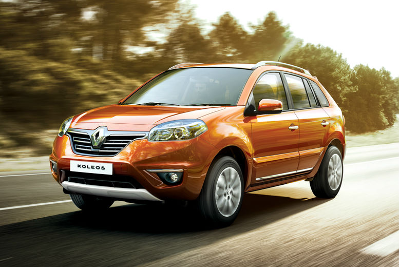 Renault Koleos Facelift Launched in India