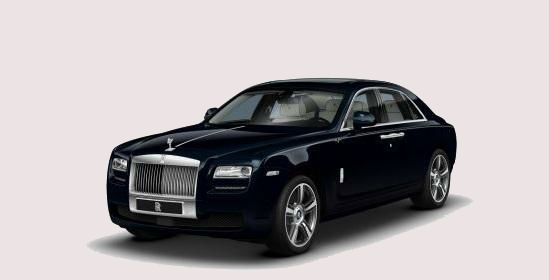 Rolls-Royce Ghost V-Spec Edition