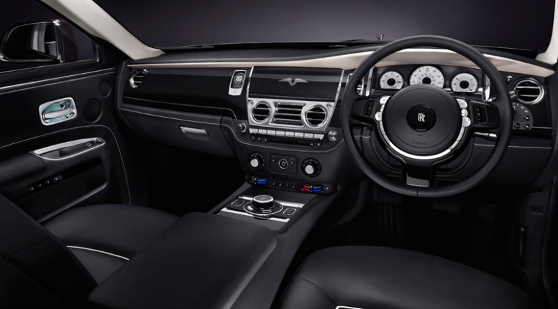 Rolls-Royce Ghost V-Spec Interior