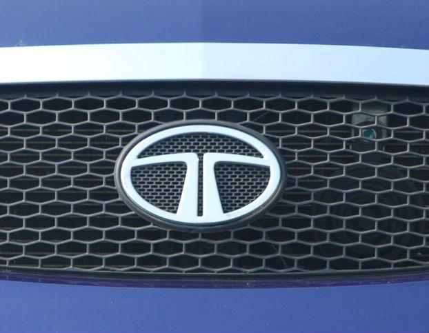Tata Bolt at the Indian Auto Expo 2014