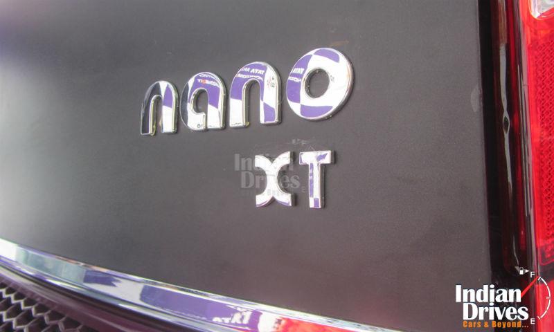 Tata Nano Twist XT 2014