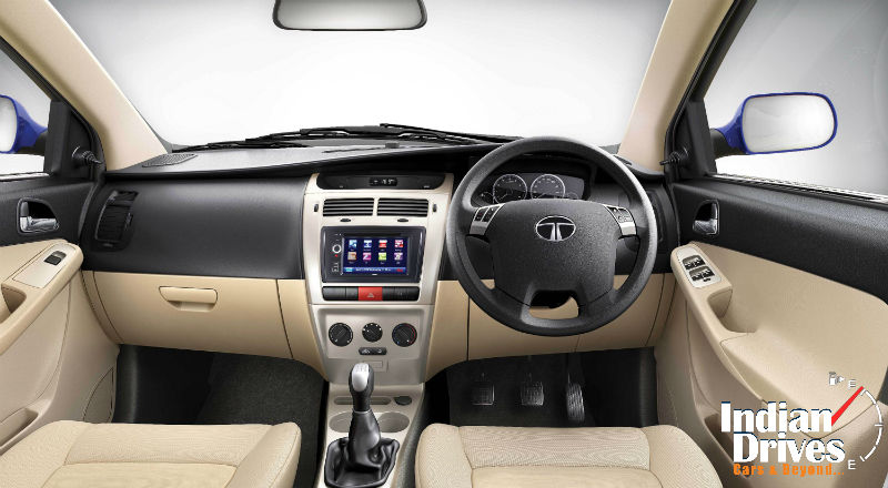 Tata Vista Tech Interiors