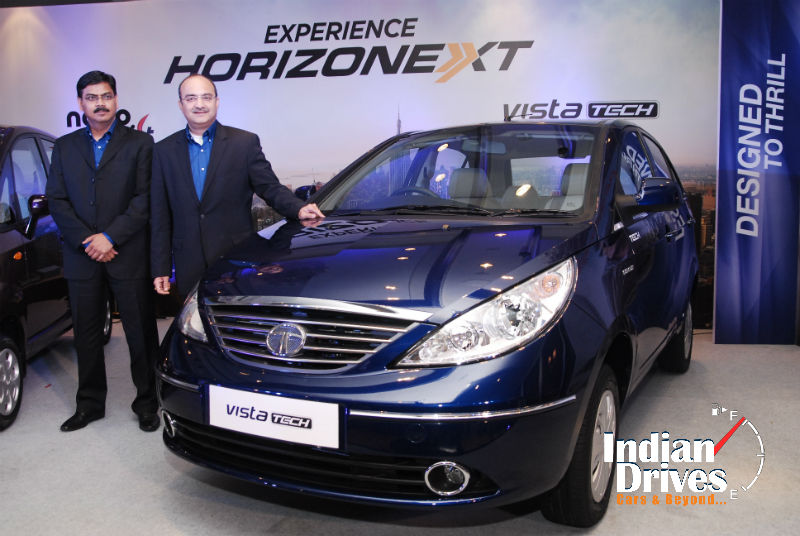 Tata Vista Tech launched in India
