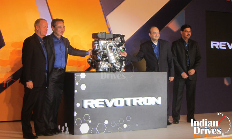 Tata Motors Launches Revotron