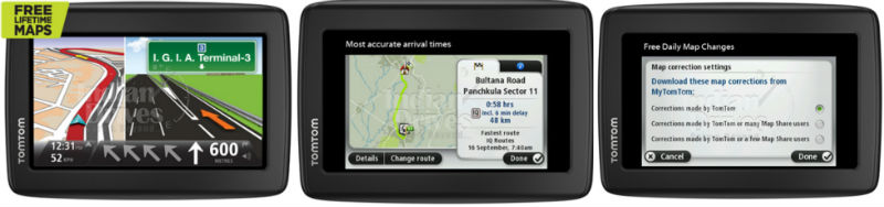 TomTom Launches 'Start' Navigation Series in India at Rs. 9499