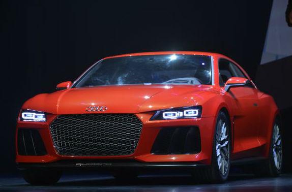 Traffic Light Assist by Audi