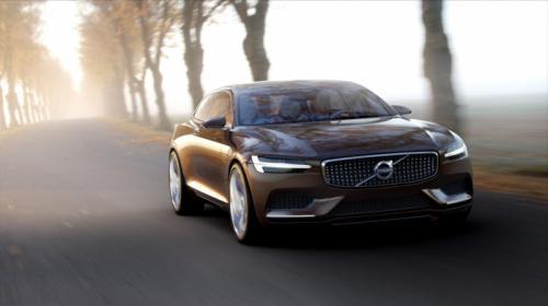 New Volvo Concept Estate