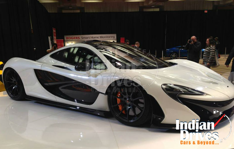 2014 Canadian International Auto Show