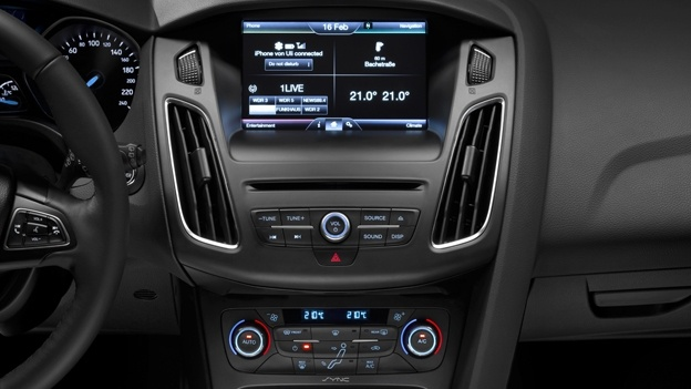 2014 Ford Focus interiors