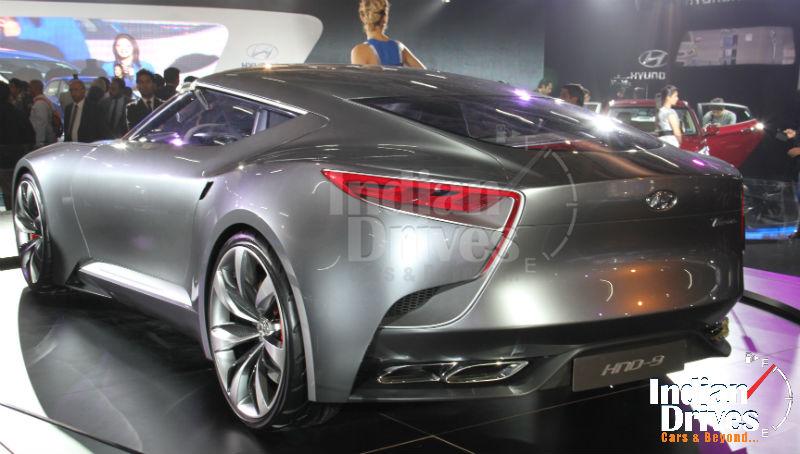 2014 Hyundai HND-9 Venace Coupe