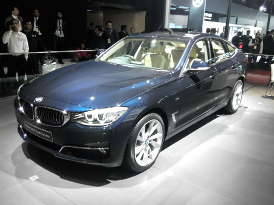 BMW 3 Series GT Launched in India