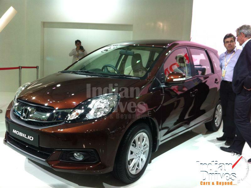 Honda Mobilio MPV