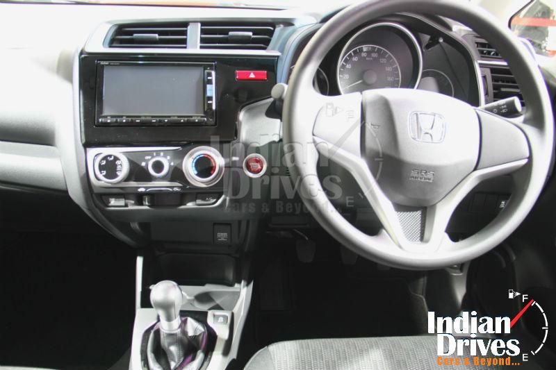 Honda Mobilio Interior