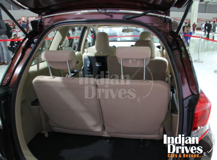 Honda Mobilio New