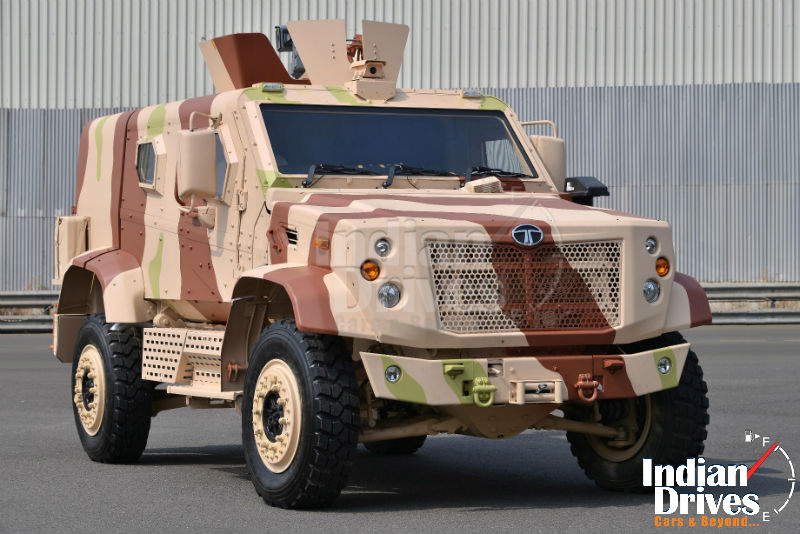 LAMV (Light Armoured Mobility Vehicle)