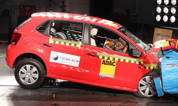 Indian cars fail global safety tests