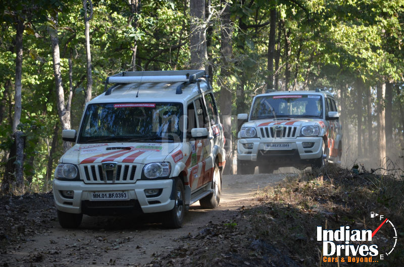 Mahindra Adventure Wild Escape 2014 concludes with a Roar