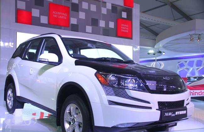 Mahindra XUV500 AT Variant