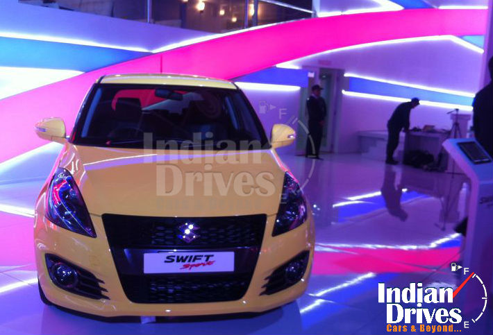 Maruti swift sports