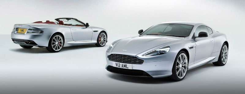 New Aston Martin DB9 Facelift