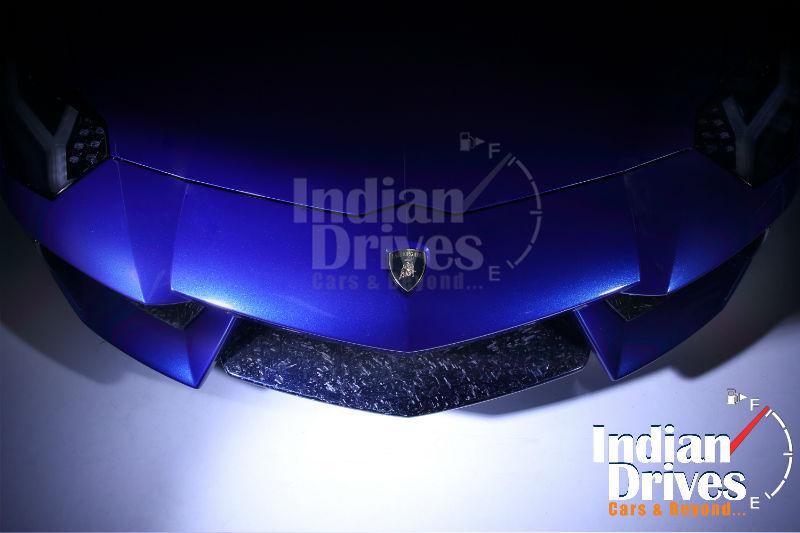 New Aventador Roadster Ad Personam