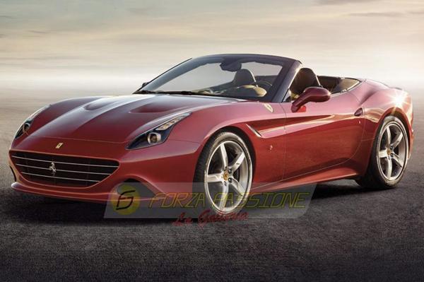 New Ferrari California