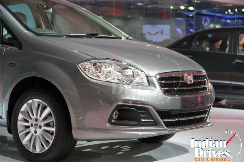 New Fiat Linea 2014