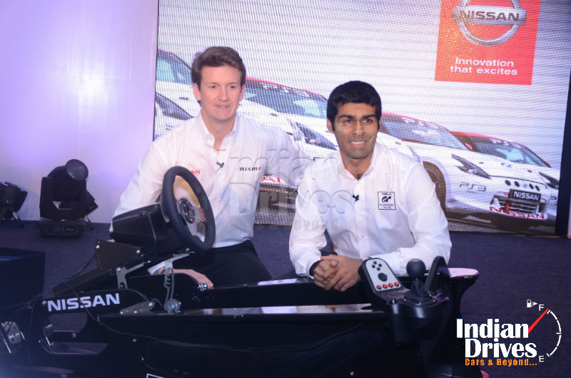 Nissan GT Academy Launch