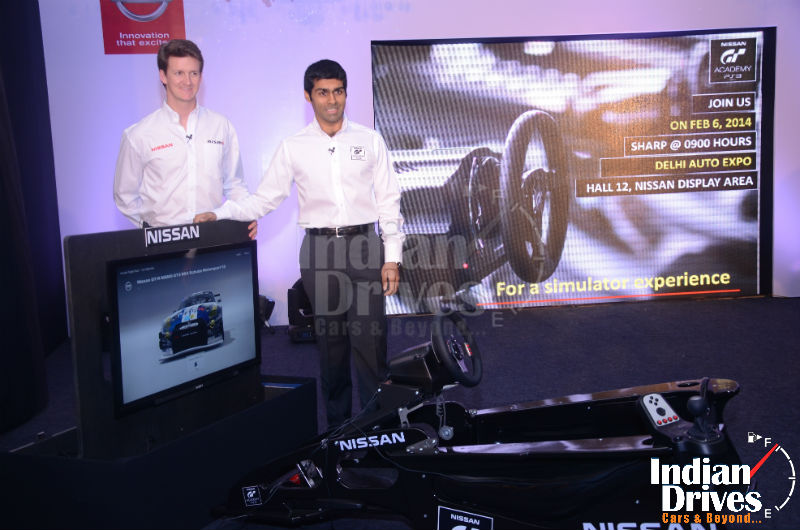 Nissan and PlayStation launched GT Academy