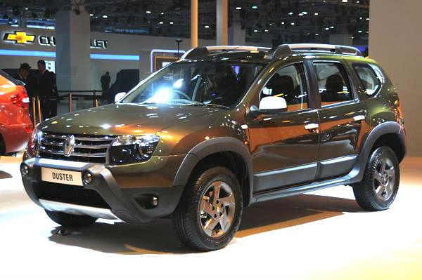Renault Duster Adventure
