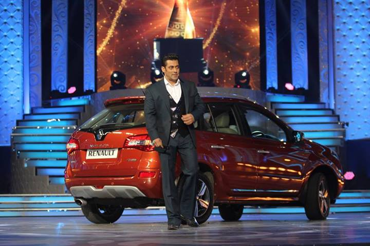 Salman Khan Becomes First Owner of New Renault Koleos