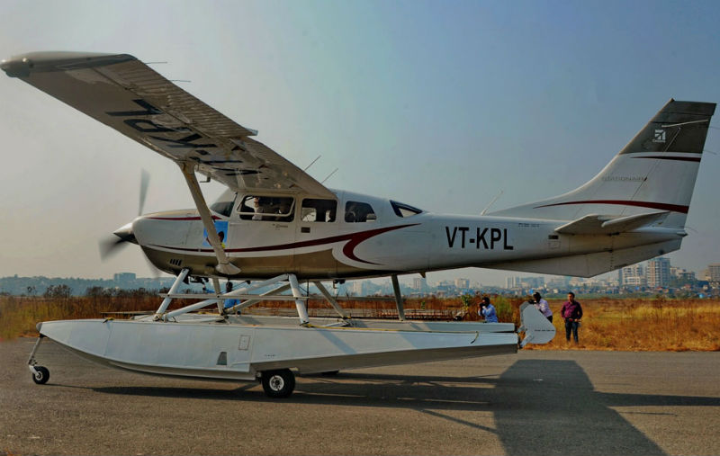 Seaplane Service to Start in Mumbai Soon