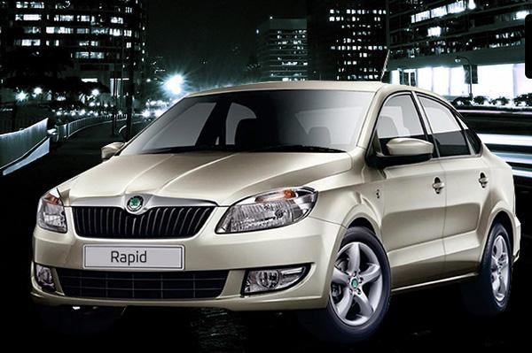 Skoda Revises Rapid Range for 2014