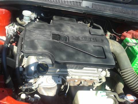 Used Maruti SX4 Engine