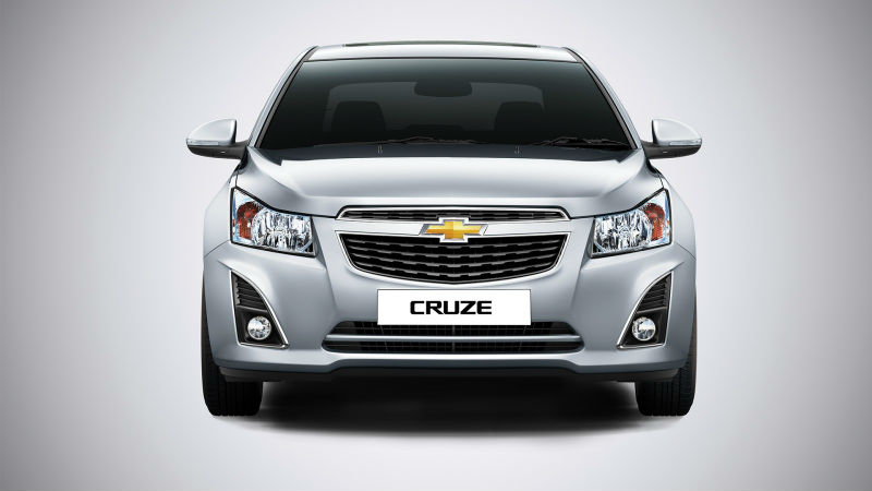 2014 Newly Updated Chevrolet Cruze Review