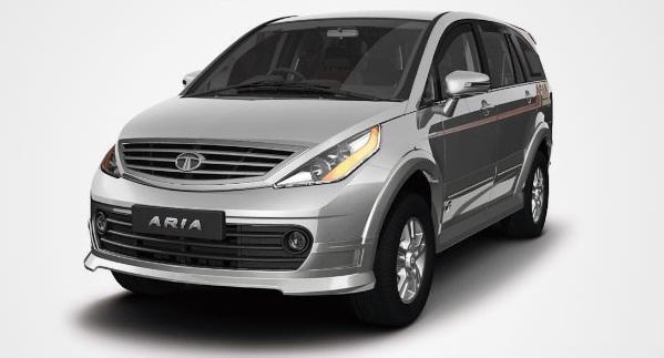 2014 Tata Aria Facelift