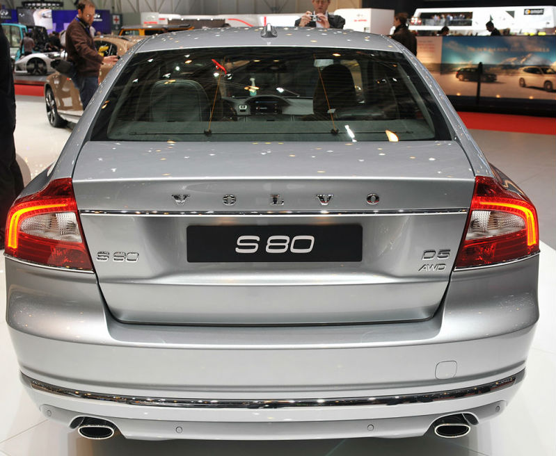 2014 Volvo S80 Facelift Launched in India