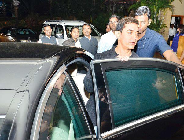 Aamir Khan Buys Bulletproof Mercedes-Benz S600 worth Rs 10 Crore