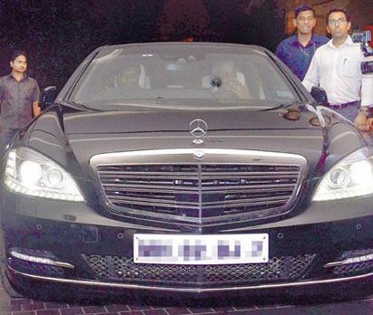 Aamir Khan Buys Bulletproof Mercedes-Benz S600