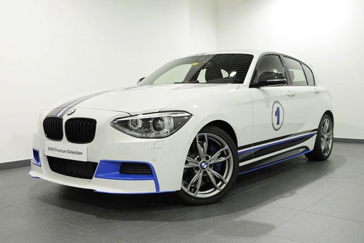 BMW 1 Series with BMW M Performance