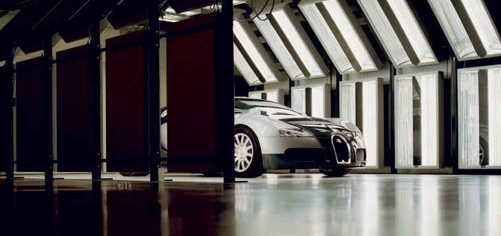 Bugatti Veyron Service Is Now More Exclusive