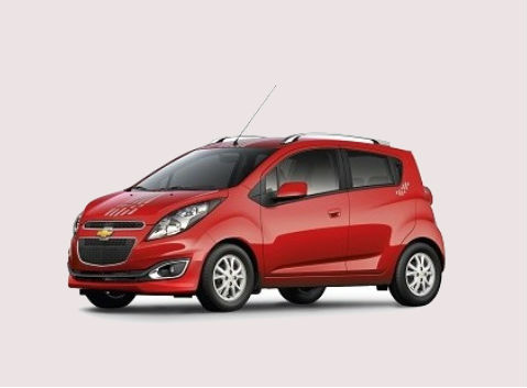Chevrolet Spark (aka Beat) Special Dot Edition Launched