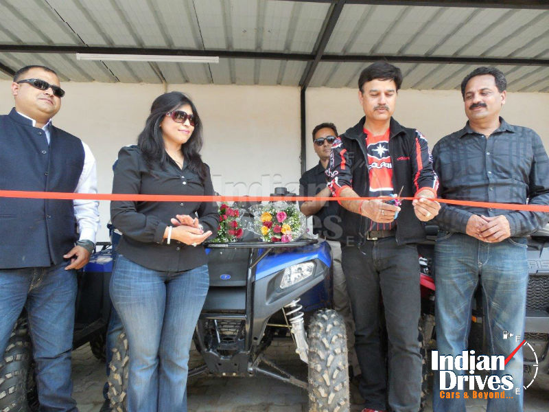 Polaris India inaugurates its 1st Experience Zone