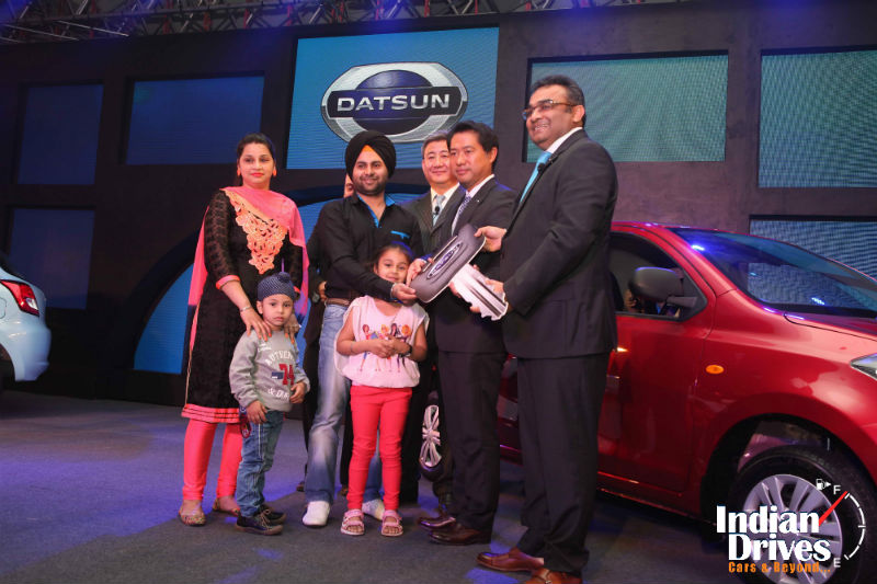 Datsun GO Launched at Rs 3.12 lakh ex-showroom Delhi