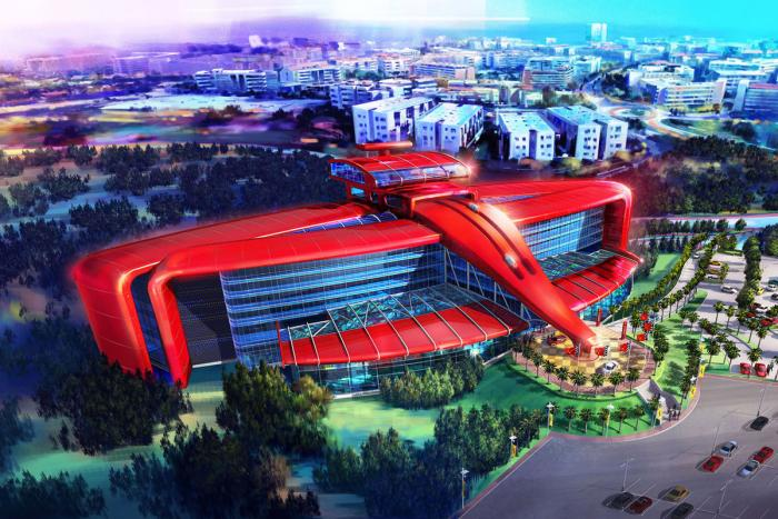 Ferrari Land To Be Developed In Spain