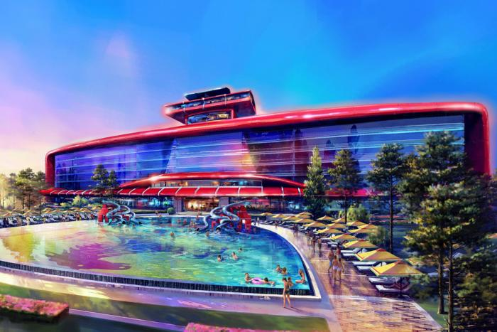 Ferrari Land To Be Developed