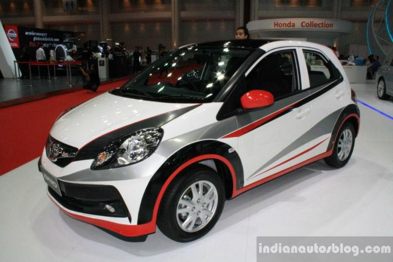 Honda Brio Limited edition Bangkok