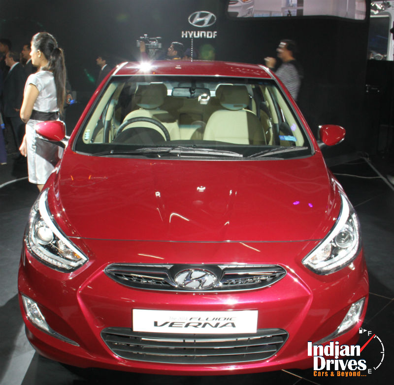 Hyundai Launched Verna GL Variant for Rs 7.17 lakh
