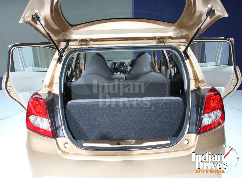 New Datsun GO Plus MPV