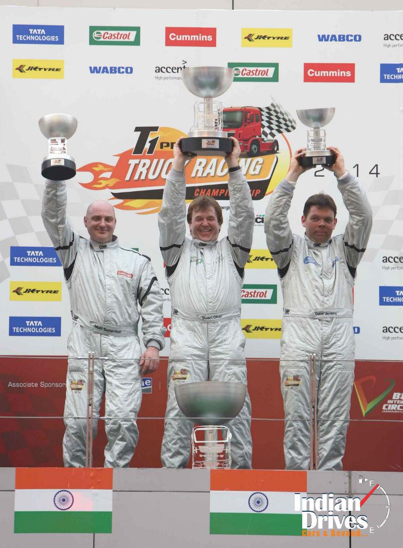 2014 T1 Prima Truck Racing Championship